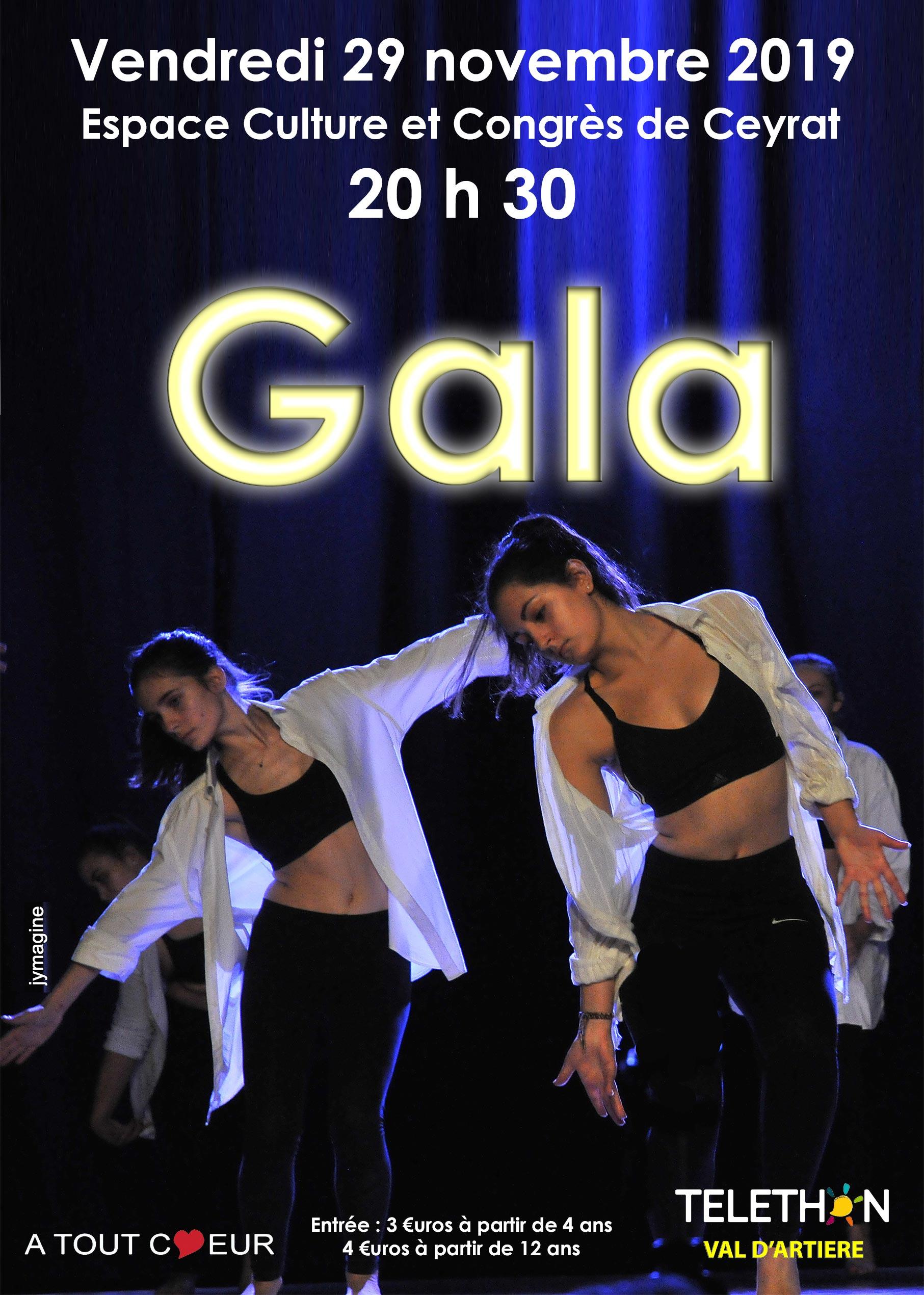 Gala de danse et chanson